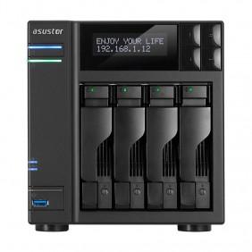 華芸 asustor AS6404T 網絡儲存裝置