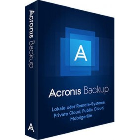 Acronis Backup 12 Windows Server Essentials License incl. AAP ESD, G1EYLPZZS41
