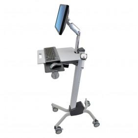 Ergotron Neo-Flex® LCD Cart, 24-206-214