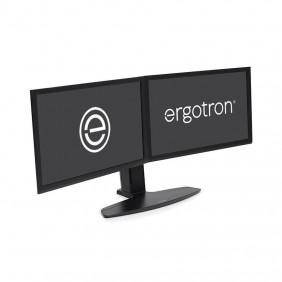 Ergotron Neo-Flex® Dual Monitor Lift Stand, 33-396-085 (BLACK)