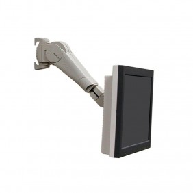 Ergotron 400 Series Wall Monitor Arm, 45-007-099 (Grey)