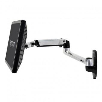 Ergotron LX 壁挂式 LCD 支臂, 45-243-026 (鋁�...