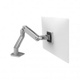 Ergotron HX Desk Monitor Arm, 45-475-026(polished aluminum)