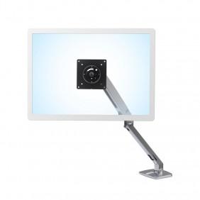Ergotron MXV Desk Monitor Arm, 45-486-026 (POLISHED ALUMINUM)