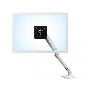 Ergotron MXV Desk Monitor Arm, 45-486-216 (WHITE)