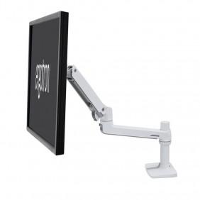 Ergotron LX 台式 LCD 支臂, 45-490-216 (亮白)