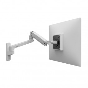 Ergotron MXV Wall Monitor Arm, 45-505-216 (WHITE)