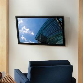 Ergotron Neo-Flex® Tilting Wall Mount, UHD, 60-612 (BLACK)