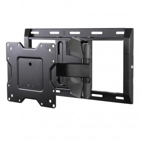 Ergotron Neo-Flex® 悬臂 UHD, 61-132-223 (黑色)