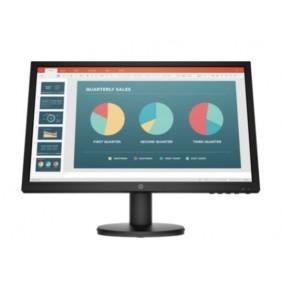 """HP P21v G4 20.7"""" Monitor, 9TY72AA#AB4"""
