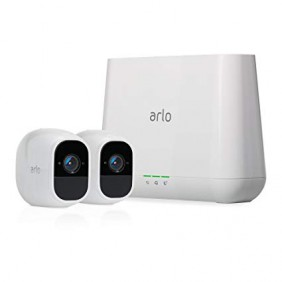 Arlo Pro2 1080P Wire-Free Weather-Proof 2-Camera System, VMS4230P