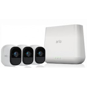 Arlo Pro2 1080P Wire-Free Weather-Proof 3-Camera System, VMS4330P