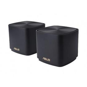 Asus AX1800 Dual Band Mesh WiFi System, ZENWIFI AX Mini XD4 (2-PK) BLACK