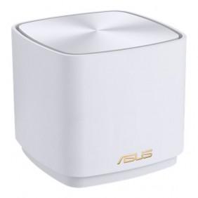 Asus AX1800 Dual Band Mesh WiFi System, ZENWIFI AX Mini XD4 (2-PK)/WHITE