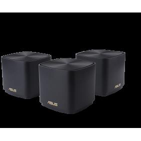 Asus AX1800 Dual Band Mesh WiFi System, ZENWIFI AX Mini XD4 (3-PK) BLACK
