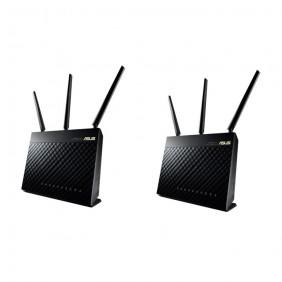 ASUS AC1900 Dual band Wifi System, RT-AC67U