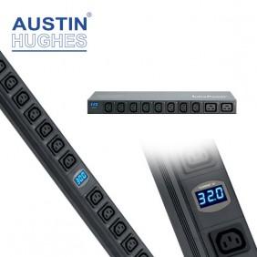 Austin Hughes InfraPower PDU, 12 Outlet, V12UK45-13A_BS/3B-1