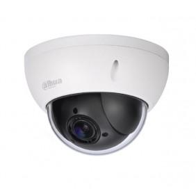 Dahua DH-SD22204T-GN, 2MP Full HD 4X Network Mini IR PTZ Dome Camera(2.7~11mm)