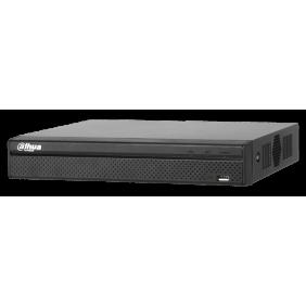 Dahua 4 Channel Compact 4PoE 4K&H.265 Lite NVR, DHI-NVR4104HS-P-4KS2/L