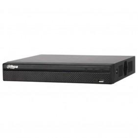 Dahua 8 Channel 1U 8PoE 4K&H.265 Lite NVR, DHI-NVR4208-8P-4KS2/L