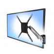 Ergotron Interactive Arm, HD, 45-296-026 (POLISHED ALUMINUM)