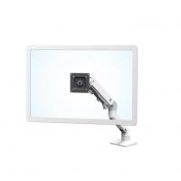 Ergotron HX Desk Monitor Arm, 45-475-216 (White)