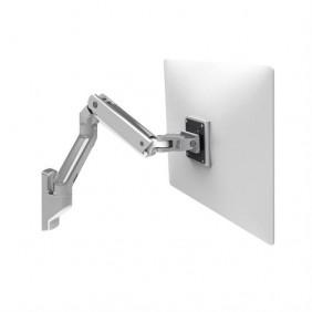Ergotron HX Wall Monitor Arm , 45-478-026 (polished aluminum)