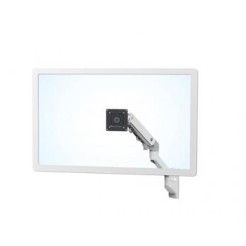 Ergotron HX Wall Monitor Arm, 45-478-216 (White)