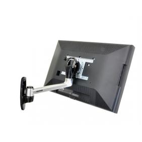 Ergotron LX HD Wall Swing Arm, 45-268-026 (Polished Aluminum)