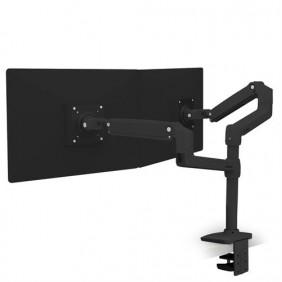 Ergotron LX Dual Stacking Arm, 45-492-224 (Black)