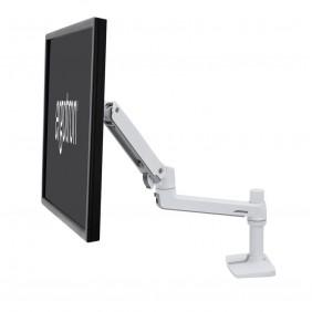Ergotron LX Desk Monitor Arm, 45-490-216 (White)
