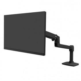 Ergotron LX Desk Monitor Arm, 45-241-224 (Black)