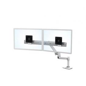 Ergotron LX Desk Dual Direct Arm, 45-489-216 (WHITE)