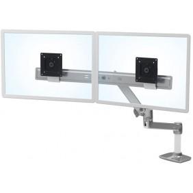 Ergotron LX Desk Dual Direct Arm, 45-489-231(Silver)