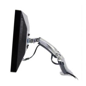 Ergotron MX Desk Monitor Arm, 45-214-026 (POLISHED ALUMINUM)