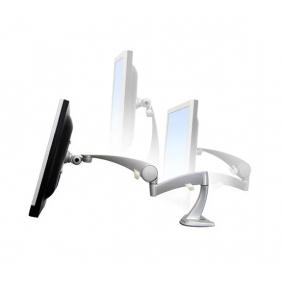 Ergotron Neo-Flex® Monitor Arm, 45-174-300 (SILVER)