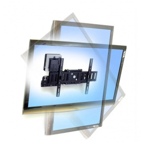 Ergotron SIM90 Signage Integration Mount, 60-600-009 (BLACK)