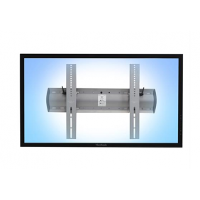 Ergotron TM 壁掛式傾斜支架 XL, 61-142-003 (銀色)