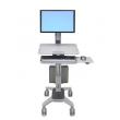Ergotron WorkFit-C,單顯示器LD型, 24-198-055