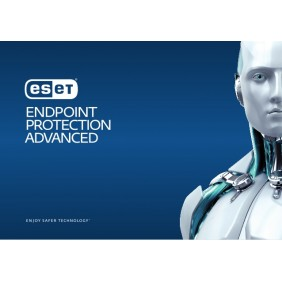 ESET Endpoint Protection Advanced (Commercial), 10-24 Users1Year (Unit Price) EEPAC-EB