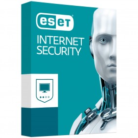 ESET Internet Security (Commercial)-Multi-users License, 5Users3Year, ESSC2-M5