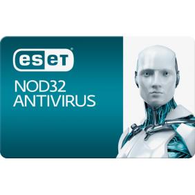 ESET NOD32 Antivirus (Commercial)-Multi-users License, 5Users3Years, EAVC2-M5