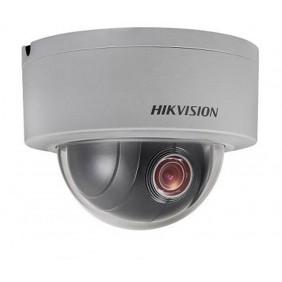 Hikvision 3MP Vandal-Resistant Outdoor Network Mini PTZ Dome IP Camera, DS-2DE3304W-DE 2.8-12mm