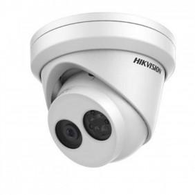 Hikvision 8MP PoE IP Camera Mini IR Network Turret Camera, DS-2CD2385FWD-I 2.8mm