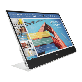 "HP E14 14"" Portable Monitor, 1B065AA#AC3"