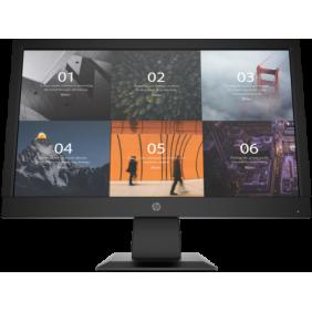 """HP P19v G4 18.5"""" Monitor, 9TY84AA#AB4"""