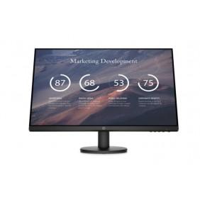 """HP P27v G4 27 """" Monitor, 9TT20AA#AB4"""
