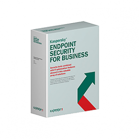 Kaspersky Endpoint Security for Business-SELECT 1-Year Lic. 10-24 User SOFKESBS10U24U