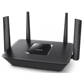 Linksys EA8300 Max-Stream AC2200 Wave2 MU-MIMO Tri-Band Wi-Fi Router w/USB3.0, EA8300-HK