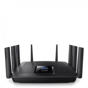 Linksys EA9500S Max-Stream™ AC5400 Wave2 w/MU-MIMO Tri-Band Wi-Fi Router w/USB3.0, EA9500S-HK